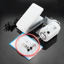 1.0 Amps Aluminum Home Sewing Machine Motor & Pedal Controll