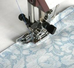 Brother 1/4 inch Piecing Foot with Guide, Genuine Sewing Mac