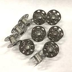 Cutex  Brand 10 Metal Bobbins #0115367T For Bernina 1030 103