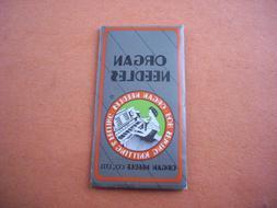 10 ORGAN Sewing Machine Needles DB x 95 JUKI DDL-8700 8700-7