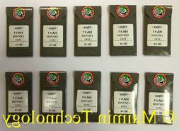 100 90/14 SHARP ORGAN FLAT SHANK 15X1 HAX1 130/705 HOME SEWI