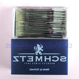 100 Bulk Pack SCHMETZ 130/705H 15X1 Universal Household Sewi