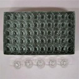 100 Singer Class 15 Sewing Machine Plastic Bobbins #2518P #8