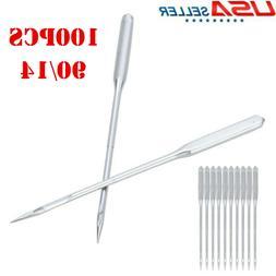 100pcs sewing machine needles regular ball point
