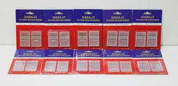 100x Classic Universal Sewing Machine Needles Assorted Size