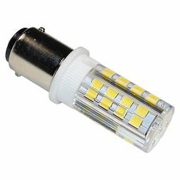 110V LED Light Bulb BA15d Double Contact Bayonet Base for Be
