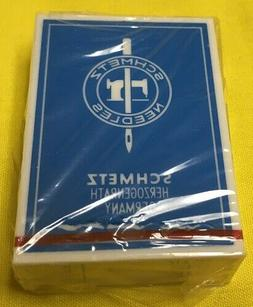 Schmetz 135X17 140/22 37:20 1 Sewing Machine Needles - Box o