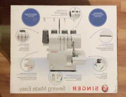 14sh654 finishing touch sewing machine