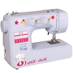 Janome 15312 Hello Kitty Easy-to-Use Sewing Machine with Alu