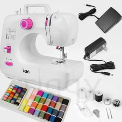 NEX 16 go line Sewing Machine FHSM-508 white Free shipping