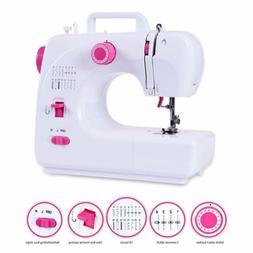 16 Stitch Sewing Machine with Pedal Singer Mini Cover Stitch