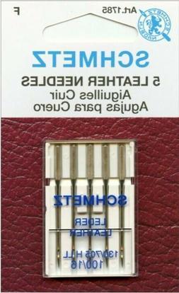 Schmetz 1785 Leather Sewing Machine Needle Size 100/16 130/7
