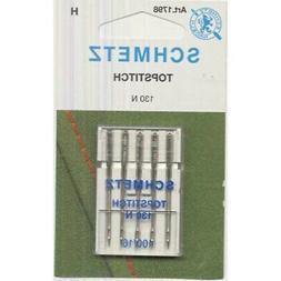 Schmetz 1798 Topstitch Machine Needle Size 16/100