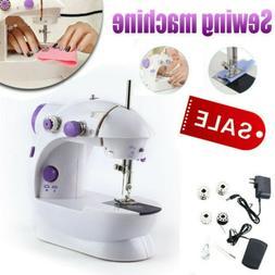 2 Speed Desktop Portable Mini Electric Sewing Machine Hand H