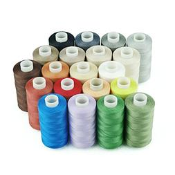 20 cotton sewing thread 50s