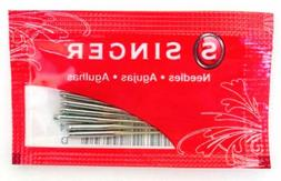 Singer 2020 Sewing Machine Needles Size 90/14 130/705 H-Q~10