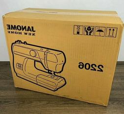 Janome 2206 Sewing Machine NEW IN BOX FAST SHIPPING