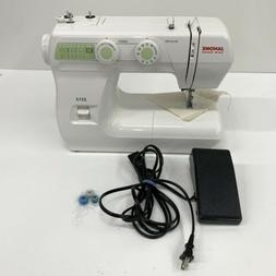 Janome 2212 Mechanical Quilting And Sewing Machine