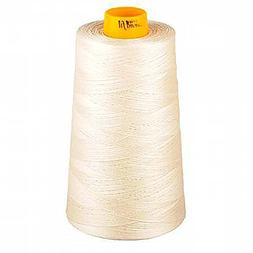 Aurifil 2311 Mako 40 Wt 100% Cotton Thread, 3,280 Yard Cone