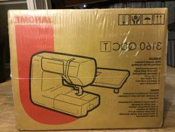 Janome 3160 QDC T Sewing Machine