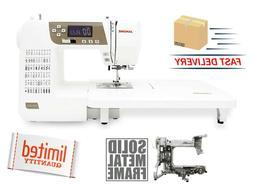 Janome 3160QDC-T 3160 Computerized Sewing Machine   Brand NE