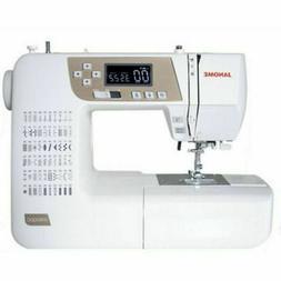 Janome 3160QDC-T 3160 Computerized Sewing Machine - Tan colo