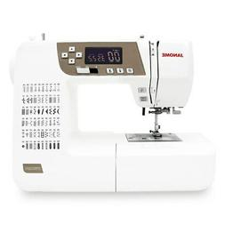 Janome 3160QDC T Gold Quilt Decor Sewing Machine + Push Butt