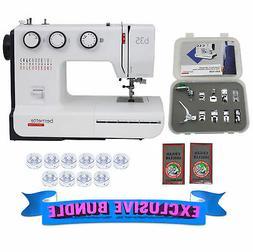 Bernette 35 Swiss Design Sewing Machine with Exclusive Bundl
