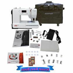 Bernette 37 Swiss Design Computerized Sewing Machine plus Ex