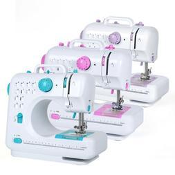 3color electric desktop sewing machine 12 stitches