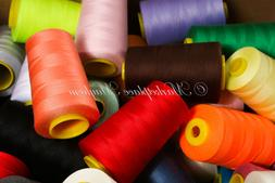 Vanguard Sewing Machine Polyester Thread 2x 5000M
