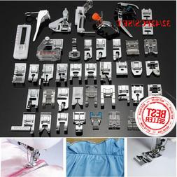 42pcs Sewing Brother Set Singer Feet Sewing Machine Feet Jan