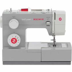 SINGER 4411 Heavy Duty 120W Portable Sewing Machine - Grey N
