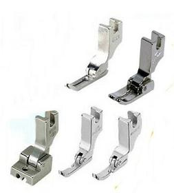 5 Presser Feet For Consew, Singer, Juki industrial sewing ma