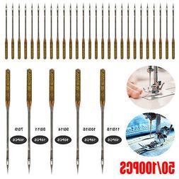 50 100pcs home needles mixed size 9
