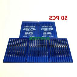50 SCHMETZ DBX1 16X231 16X95 sewing machine needle for JUKI