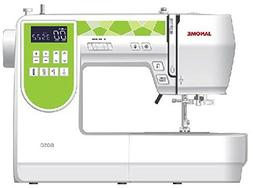 Janome 6050 Computerized Sewing Machine with Exclusive Bonus