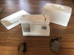 Singer 6180 Brilliance Electronic Sewing Machine W/ Case & A