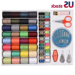 64 Spools Mixed Colors Polyester Spool Sewing Thread For Han