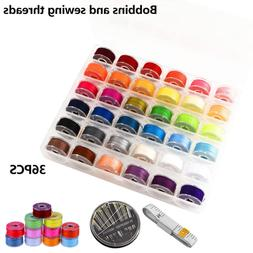 67 Sewing Machine 36 colors Thread Set Sewing Machine Spool