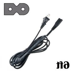 Omilik 6ft Polarized Power Cord Cable Lead for Brother CS-60