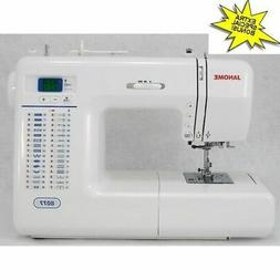 Janome 8077 Sewing Machine New