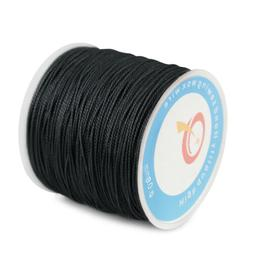 87Yard 0.6mm Waxed Thread String Cord Sewing Machine Stitchi