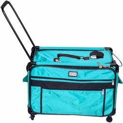 Tutto Monster Machine on Wheels Sewing Machine Case, 2XL Tur
