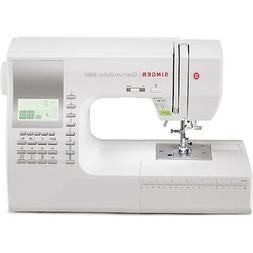Singer 9960 Quantum Stylist 600-Stitch Computerized Sewing M