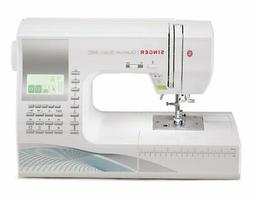 Singer 9960 Quantum Stylist 600-Stitch Computerized Sewing M