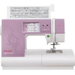 9980 Quantum Stylist 820-Stitch Computerized Sewing Machine