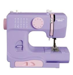 Janome Lady Lilac Basic, Easy-to-Use, 10-Stitch Portable, Co