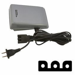 HQRP AC Cord for Husqvarna Viking 1002LCD 1003LCD HuskyLock