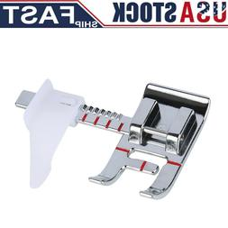 Adjustable Guide Sewing Machine Presser Foot Fits All Low Sh